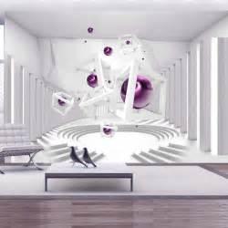 papier design papier peint 3d créant un effet abstrait et trompe l œil saisissant design feria