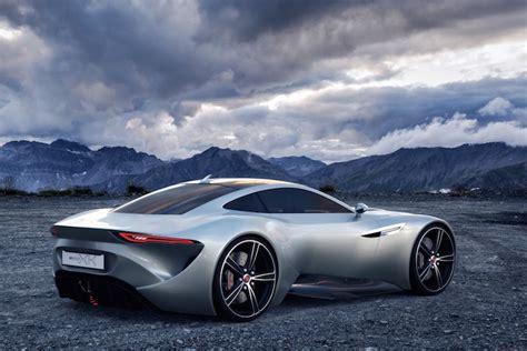 Jaguar Car : Jaguar Xk Reborn As A Refined 600hp Sports Car