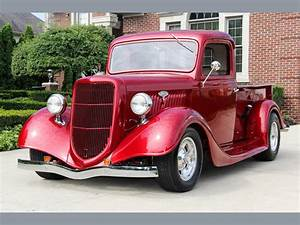 1935 Ford Pickup  Plymouth  Mi Us   44 900 00  Vin Number