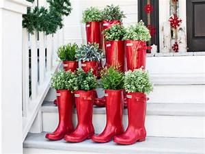 Unique, Outdoor, Christmas, Decorations, U0026, Garden, Ideas