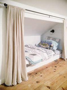 built  beds  attic  frame work   built  bed