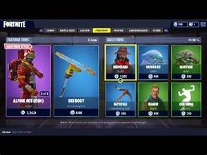 Fortnite Daily Item Shop - Today 02/04/18 (New Feartured ...