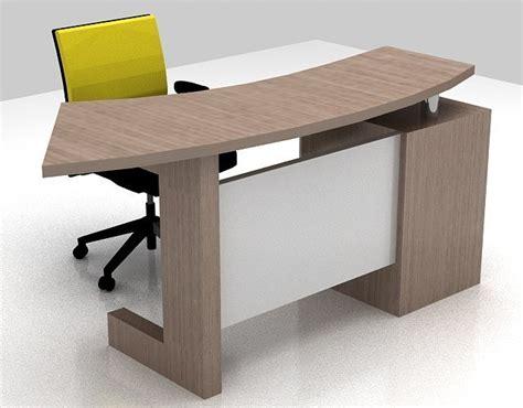 harga  gambar desain meja kerja minimalis modern