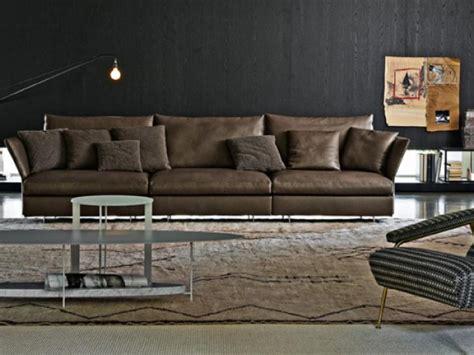 canapé d angle en cuir marron photos canapé d 39 angle cuir marron clair