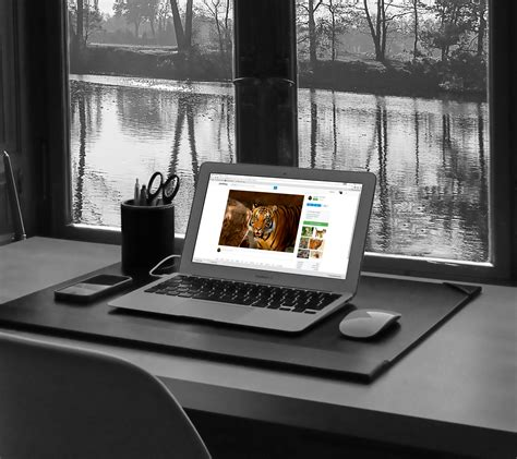 images laptop notebook screen table winter