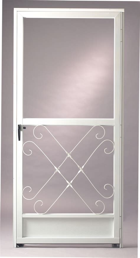 aluminum screen doors screen doors to make your home green and ecofriend