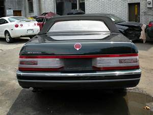 Sell Used 1993 Cadillac Allante Convertible 4 6l Northstar