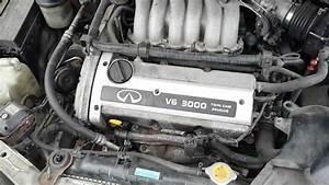 Infiniti I30 1995 Vq30de Engine