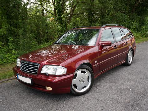 Mercedes c180 w202 for sale, dehiwala. 1999(T) MERCEDES BENZ C43 AMG ESTATE V8 AUTOMATIC W202 SOLD   Car And Classic