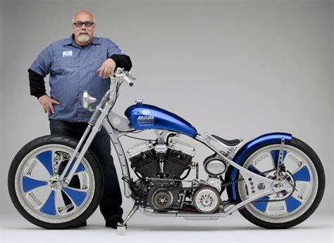 Dave Perewitz's Custom Allstate Motorcycle