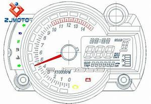 Motorcycle Speedometer Wiring Diagram