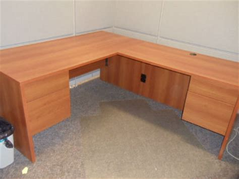 used office furniture kitchener l shaped desk units kitchener waterloo used office