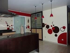 Idee Deco Peinture Salon : decoration interieur peinture simulation ~ Preciouscoupons.com Idées de Décoration