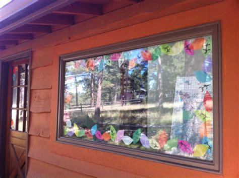 Herbst Deko Große Fenster by 27 Interessante Vorschl 228 Ge F 252 R Fensterdeko Archzine Net