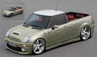 Mini Cooper Pick Up