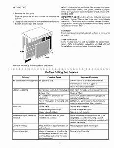 Download Amana Air Conditioner 5m11ta Manual And User