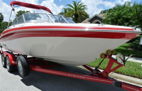 Four Winns Boat Cost by Four Winns 210 Horizon 2005 For Sale For 500 Boats From