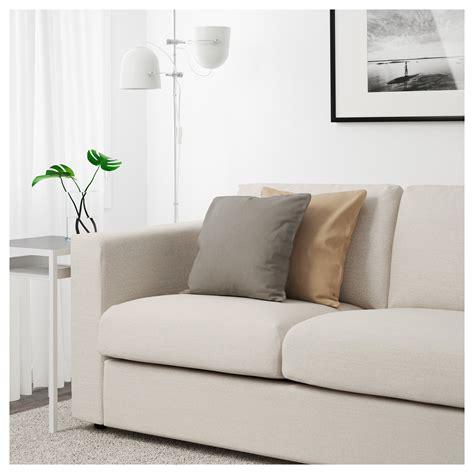 vimle ikea sofa review vimle 3 seat sofa with open end gunnared beige ikea