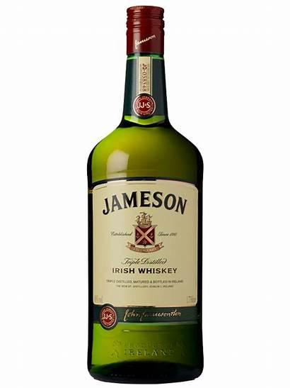 Jameson Whiskey Irish 75l Clipart Ireland Liquor