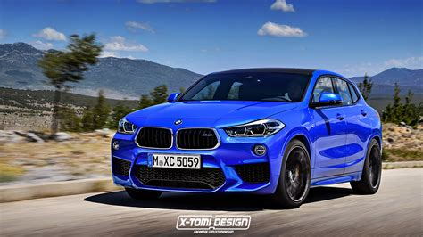 Bmw X2 Modification by Bmw X2 M Unveiled With Three Specifications Drivers Magazine