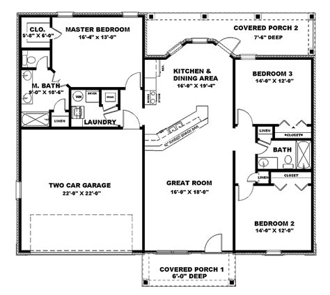 1500 sq ft ranch house plans 1500 sq ft basement 1500 sq ft ranch house plans house