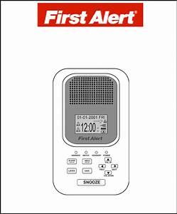 First Alert Portable Radio Wx