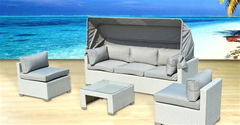 outdoor patio furniture backyard sofa modern  weather