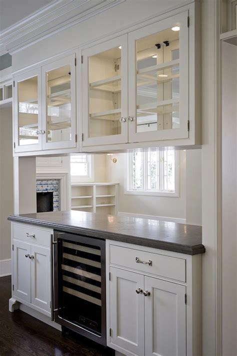 see through kitchen cabinet doors see through kitchen cabinets design ideas 7879