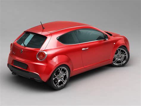 Alfa Romeo Mito 2013 3d Model Max Obj 3ds Fbx