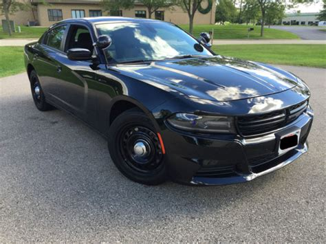 2C3CDXKT4FH754724   2015 Dodge Charger Police Pursuit HEMI AWD