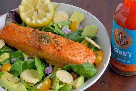 Smoking although smoked salmon does not help lower cholesterol it does help increase your intake of good cholesterol. Ancho Citrus Baked Salmon - Delightfully Easy Salmon Recipe