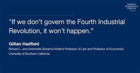 fourth industrial revolution    laws