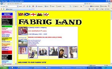 bad website design exles understanding web design week 1 exles of bad