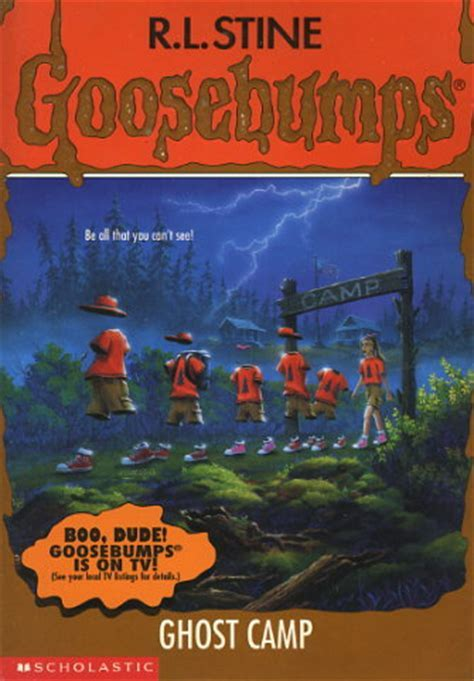 Ghost Camp by R.L. Stine   FictionDB