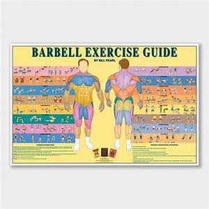 Barbell Exercise Guide  U2013 Bill Pearl