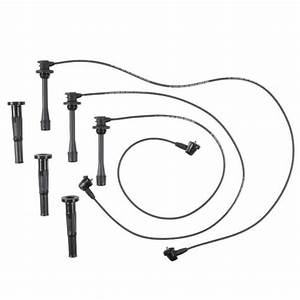 proconnect 556002 spark plug wire and coil boot kit With quality car ignition coil wiring ignition wire set with silicone and