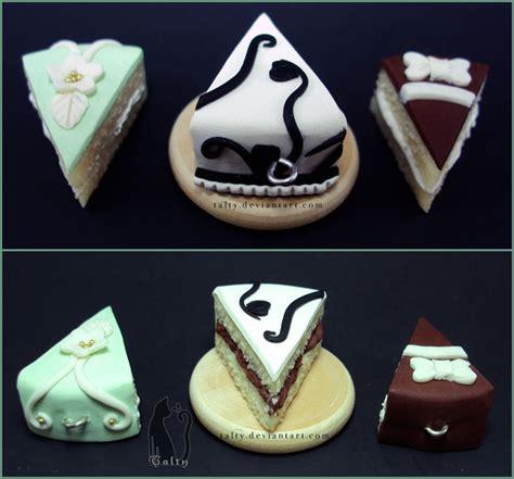 fancy fondant cakes  talty  deviantart