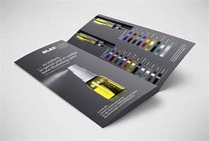 Prospekt Gestaltung von Moritz Dunkel Grafikdesign aus Köln