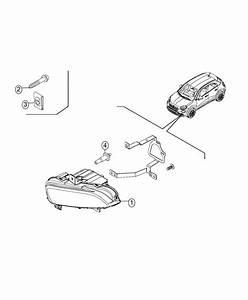 2016 Fiat 500x Bulb  Export  Maintenance  Bulbs