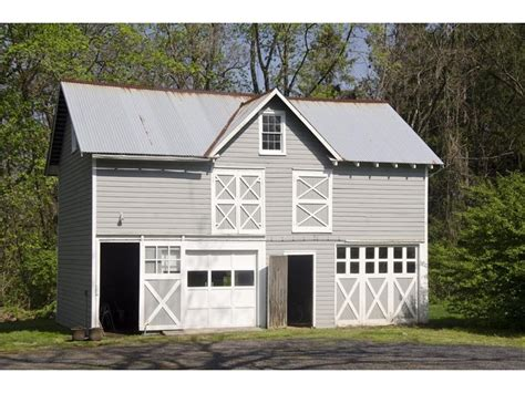 Pole Barn With Apartment Top