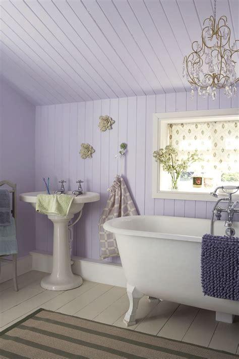 lilac bathroom decor 30 adorable shabby chic bathroom ideas country style