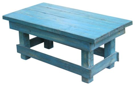 blue ottoman coffee table cristo farmhouse coffee table farmhouse coffee tables blue