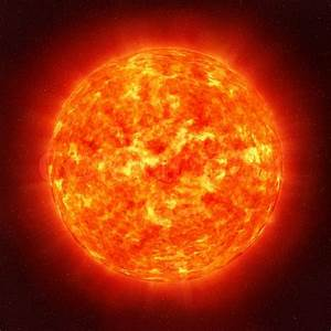 Sun with Planets in Space - Pics about space