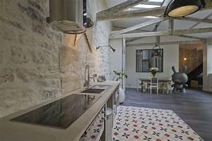 Carreaux De Ciment Adhesif Sol : 36 id es d co avec des motifs carreaux de ciment ~ Premium-room.com Idées de Décoration