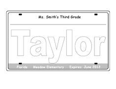 license plate template search planes trains 848 | 428352a8ee772e9f19866071f07015a5 name glyph my plate