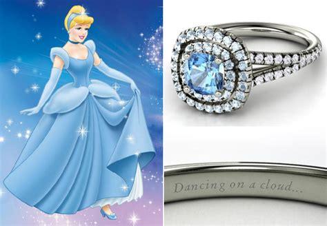 Disney Princess Engagement Rings
