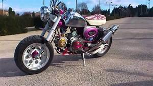Honda Dax Tuning : presentation honda monkey dax playboy youtube ~ Blog.minnesotawildstore.com Haus und Dekorationen