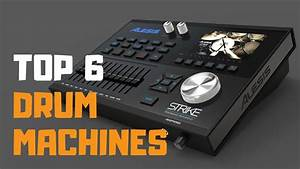Best Drum Machine In 2019 - Top 6 Drum Machines Review