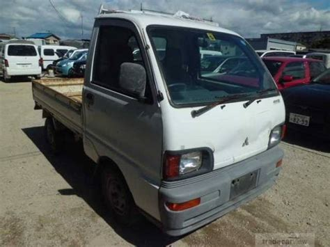 mitsubishi mini truck bed size 1996 mitsubishi minicab truck u42t mini truck for sale