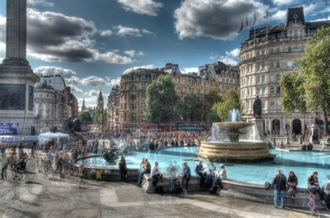 trafalgar square wallpapers hd